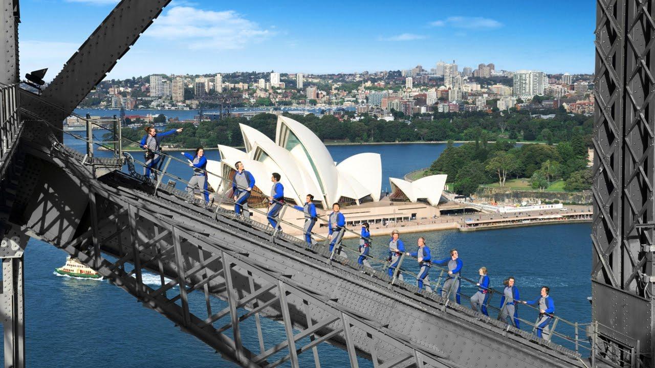 Bridge Climb Sydney Sampler