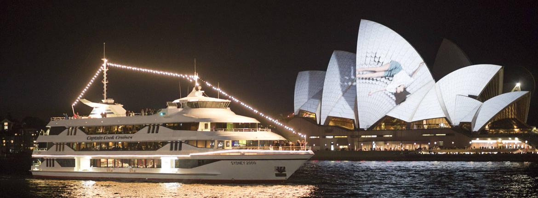 Captain Cook Cruise (Asian Dinner)