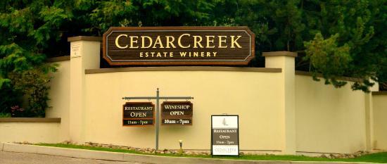 Cedar Creek Estate Glow Worm