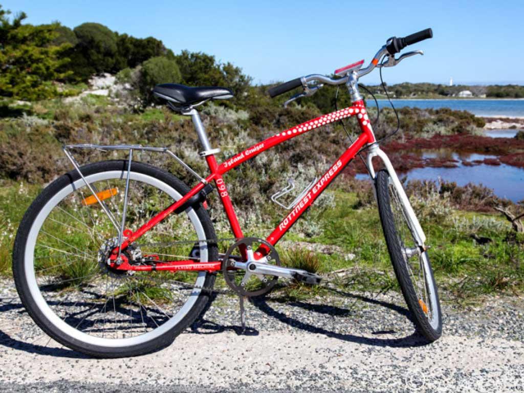 Rottnest Island with Bike Hire