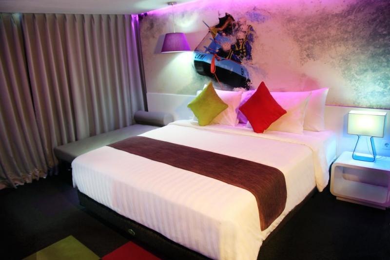 Berry Glee Hotel Bali