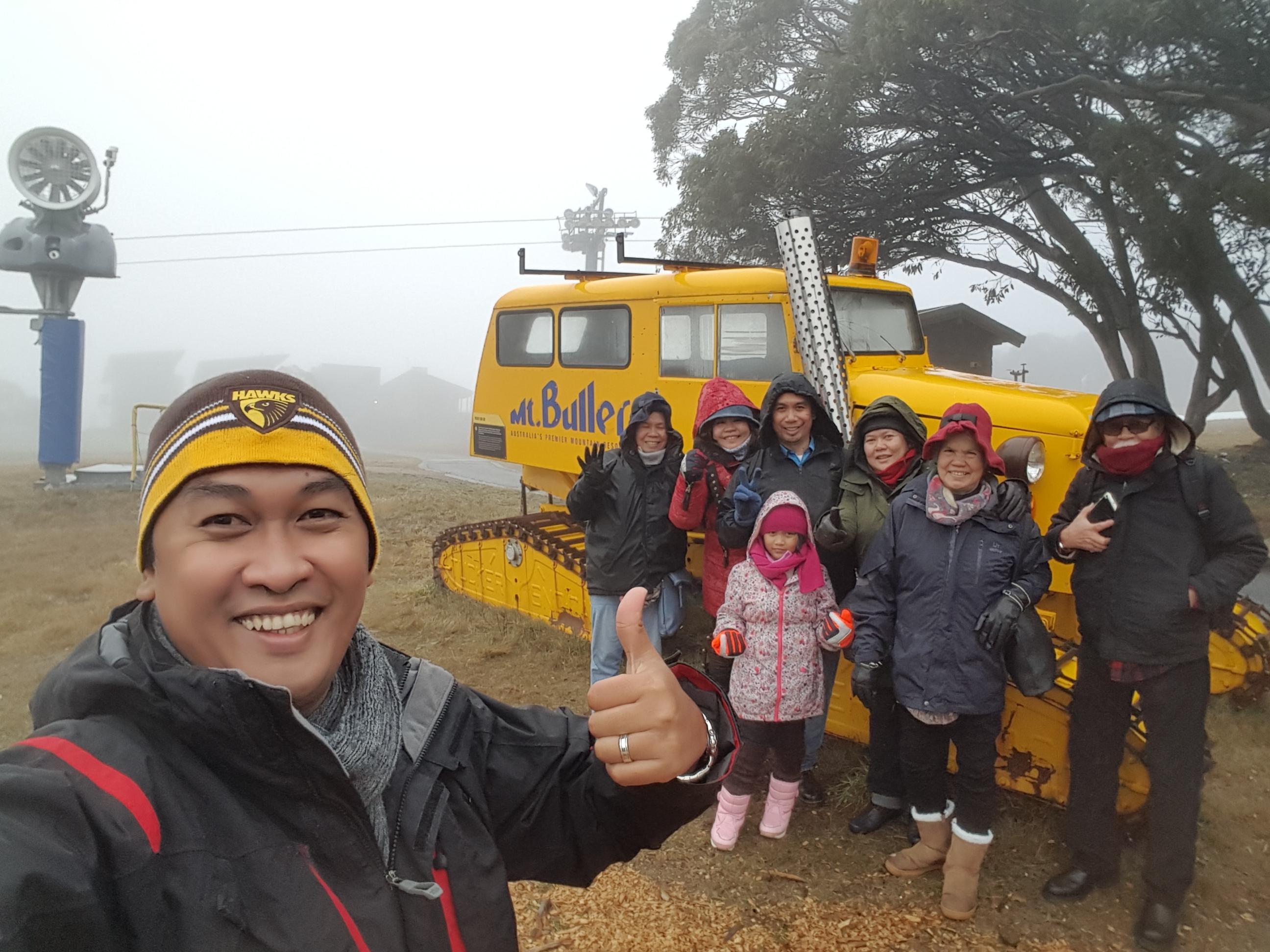 Mt Buller Snow Day Tour
