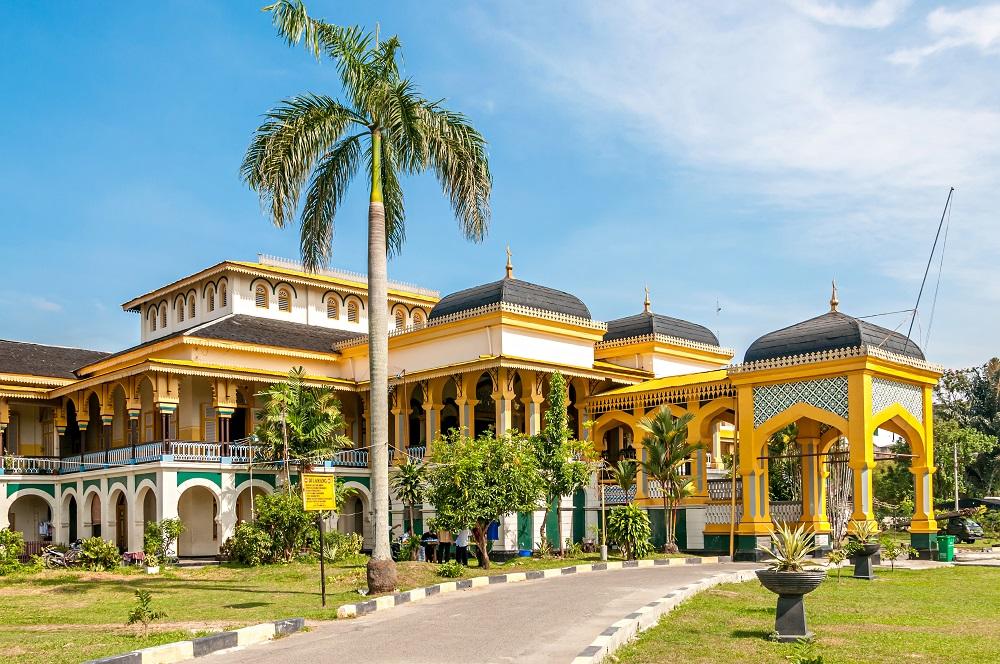 Medan-Istana Maimun
