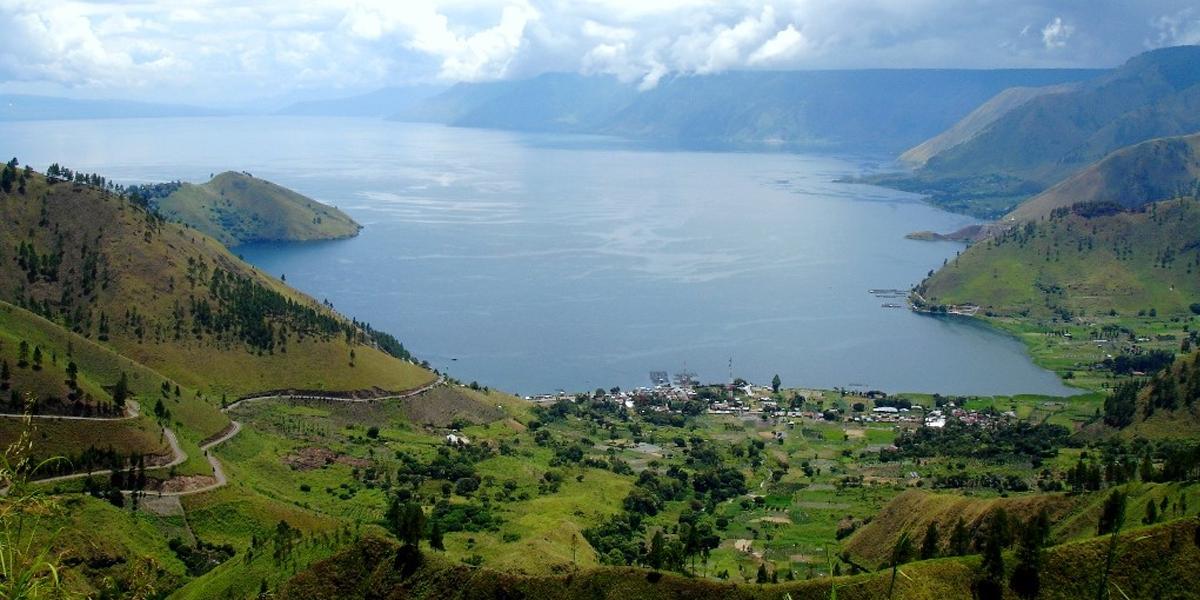 Medan-Danau Toba