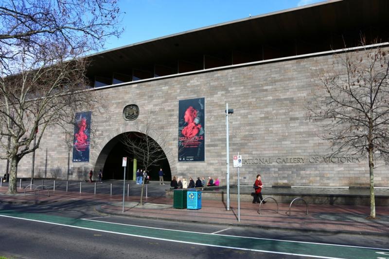 7D6N December Series-National Gallery Victoria