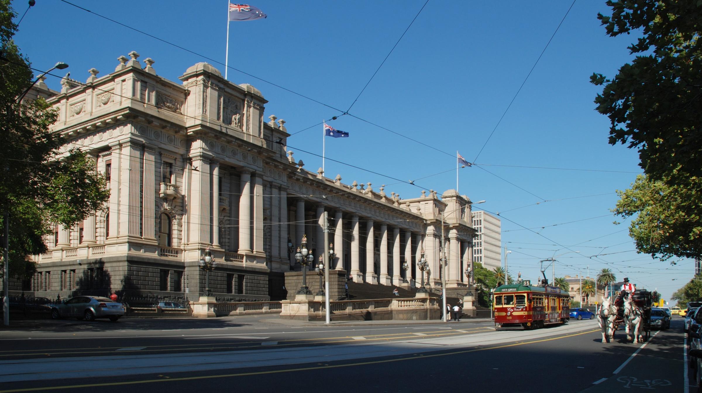 7D6N December Series - Parliament house