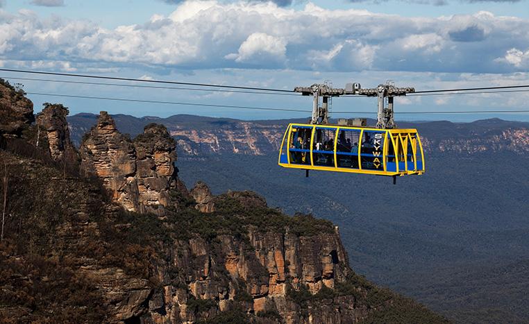 7D6N December Series - Scenic World Skyway