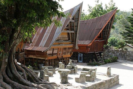 Medan-Siallagan Village Stone