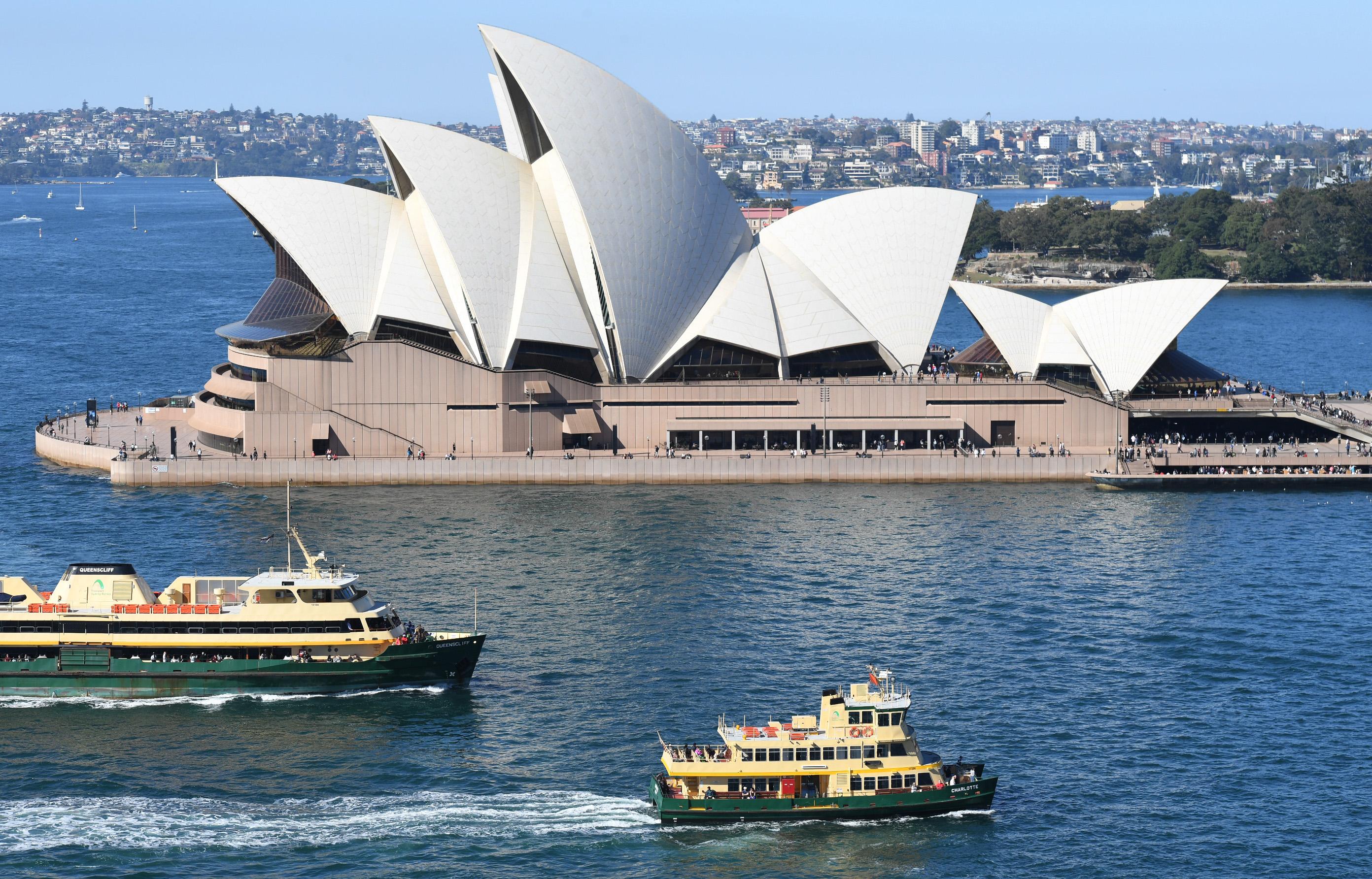 7D6N December Series-Sydney opera house