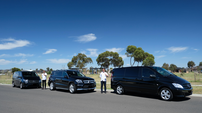 Black VIP Fleet GL Valente AFF & ZIB Alison Park