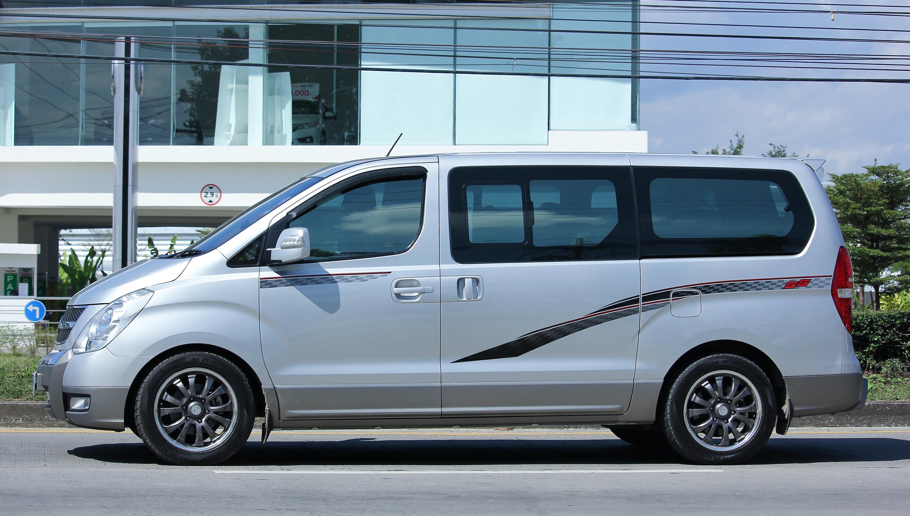 Std Fleet - Hyundai iMax