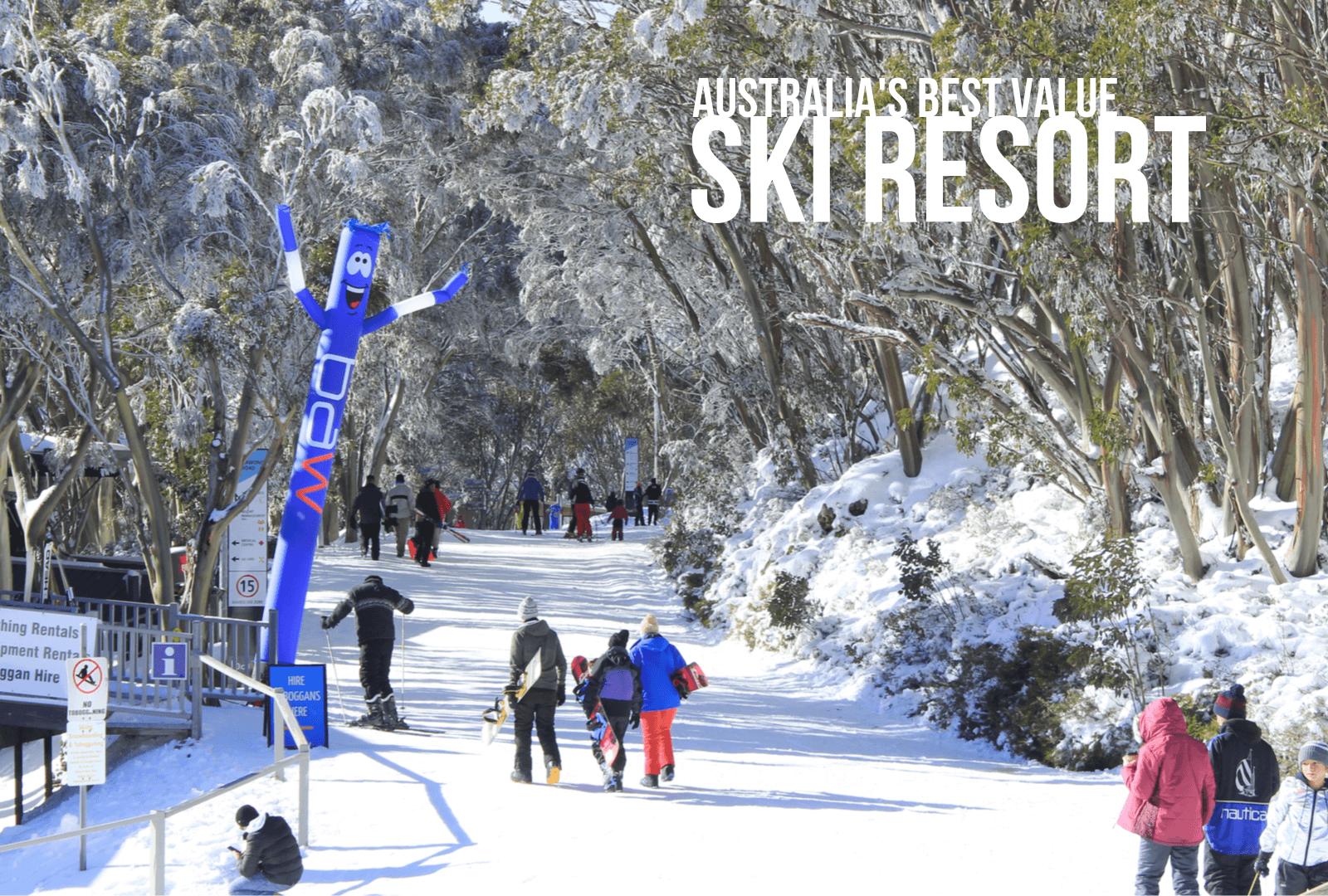 Mt Baw Baw Village - Australia Best Value Ski Resort